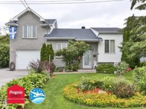 20470279 - Maison à 1 étage et demi à vendre