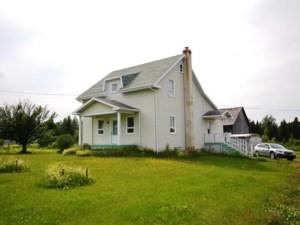 12306116 - Maison à 1 étage et demi à vendre