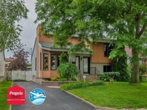 25609158 - Maison à paliers à vendre