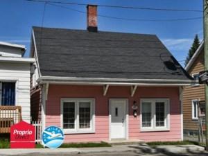 23108592 - Maison à 1 étage et demi à vendre