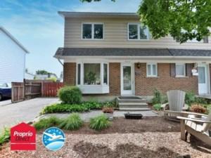 9547109 - Cottage-jumelé à vendre