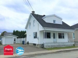20304359 - Maison à 1 étage et demi à vendre