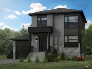 19894217 - Maison à étages à vendre