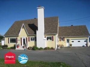 12524394 - Maison à 1 étage et demi à vendre