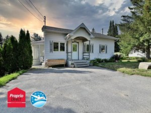 21899576 - Maison à 1 étage et demi à vendre