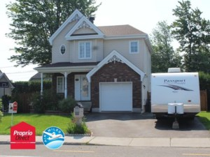 12540840 - Maison à étages à vendre