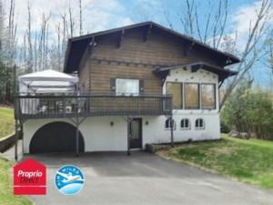 10484601 - Maison à 1 étage et demi à vendre