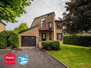 16685230 - Maison à étages à vendre