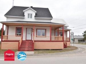 27505240 - Maison à 1 étage et demi à vendre