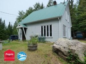 10103928 - Maison à 1 étage et demi à vendre