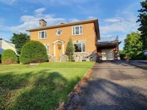 18664701 - Maison à étages à vendre