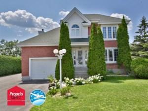 11710213 - Maison à étages à vendre