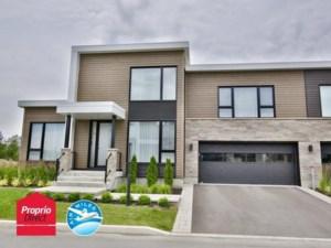 12846150 - Maison à 1 étage et demi à vendre