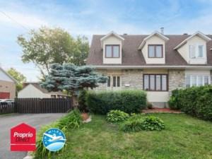19932388 - Cottage-jumelé à vendre