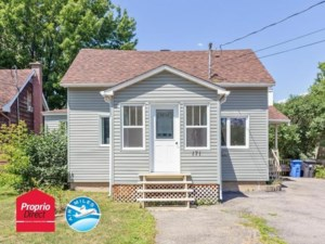 28119550 - Maison à étages à vendre