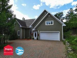 22193186 - Maison à 1 étage et demi à vendre