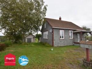 20684589 - Maison à 1 étage et demi à vendre