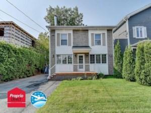 27370128 - Maison à étages à vendre