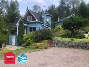 24886784 - Maison à 1 étage et demi à vendre
