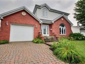 12843940 - Maison à étages à vendre