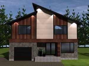 16587468 - Maison à étages à vendre