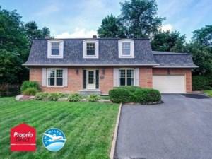 27833733 - Maison à étages à vendre