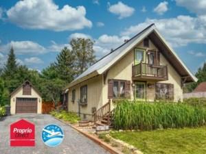 13307617 - Maison à étages à vendre