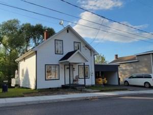 12665678 - Maison à 1 étage et demi à vendre