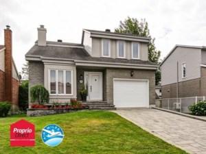 16741310 - Maison à étages à vendre
