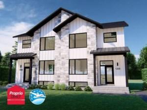 22173993 - Cottage-jumelé à vendre