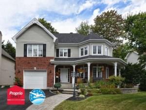 27600093 - Maison à étages à vendre