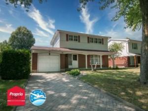 19345356 - Maison à étages à vendre