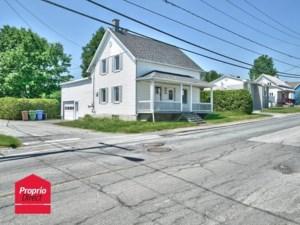 22000701 - Maison à 1 étage et demi à vendre