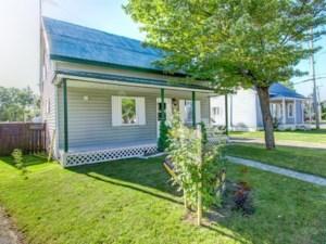 12206968 - Maison à 1 étage et demi à vendre