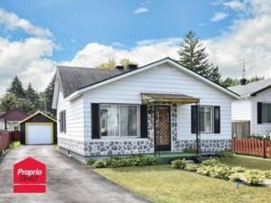 17930067 - Maison à 1 étage et demi à vendre