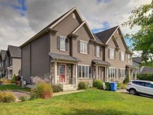 21732549 - Maison à étages à vendre