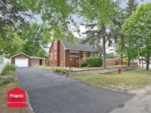 16827184 - Maison à 1 étage et demi à vendre