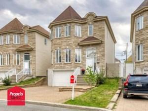 18896650 - Maison à étages à vendre