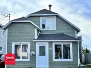 25074053 - Maison à 1 étage et demi à vendre