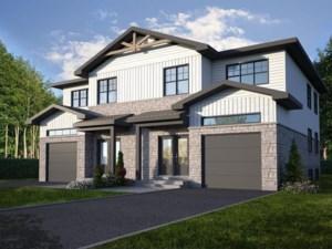 12417505 - Cottage-jumelé à vendre