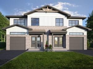 22084671 - Cottage-jumelé à vendre