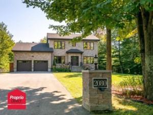 16504487 - Maison à étages à vendre