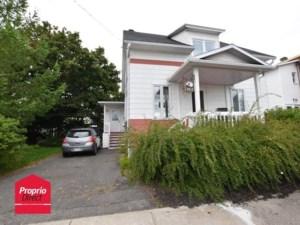 19263676 - Maison à 1 étage et demi à vendre