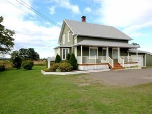 20980506 - Maison à 1 étage et demi à vendre