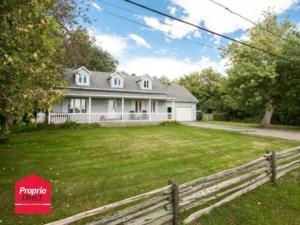 12102653 - Maison à 1 étage et demi à vendre