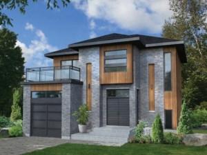 24382919 - Maison à étages à vendre
