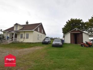 10877703 - Maison à 1 étage et demi à vendre