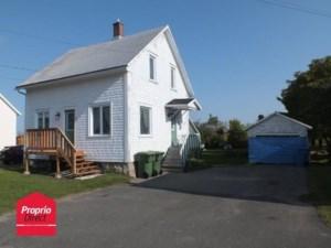 11950407 - Maison à 1 étage et demi à vendre