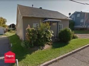 16296154 - Maison à 1 étage et demi à vendre