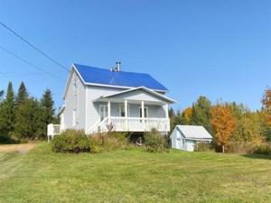 17174132 - Maison à 1 étage et demi à vendre